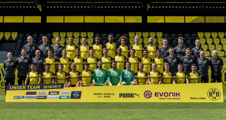 Borussia Dortmund Team 2018/2019